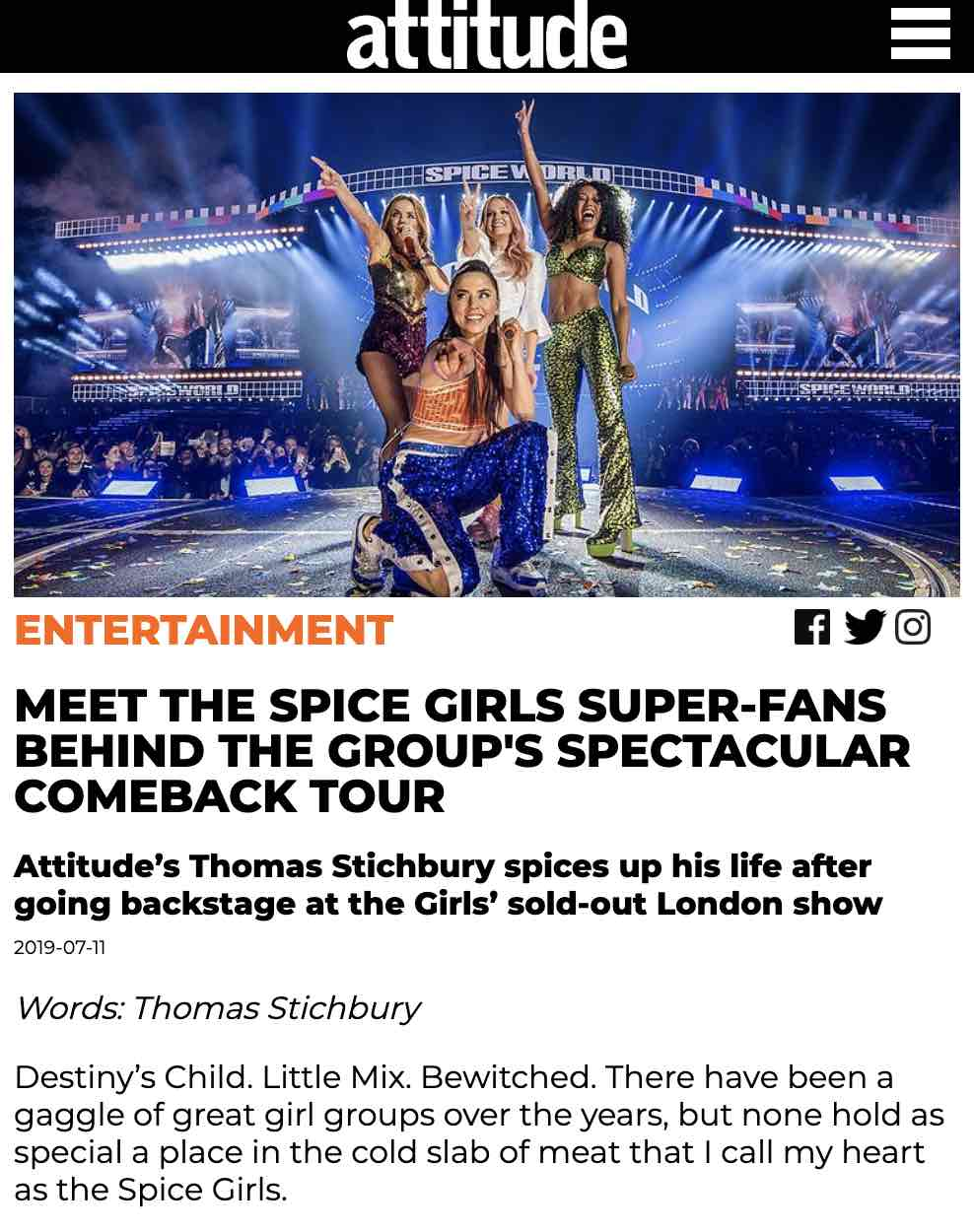 Meet the Spice Girls Design Team